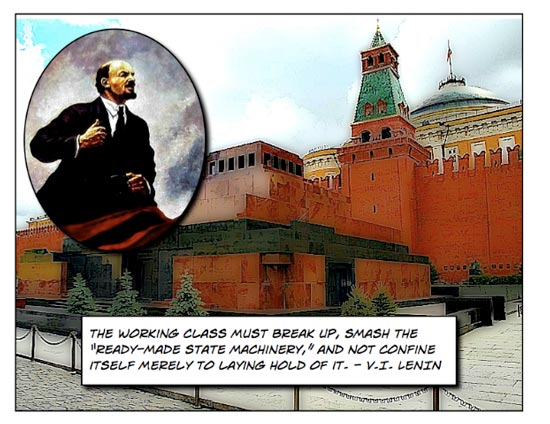 Vladimir Ilyich Lenin