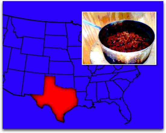 Chili con Carne (Texas)